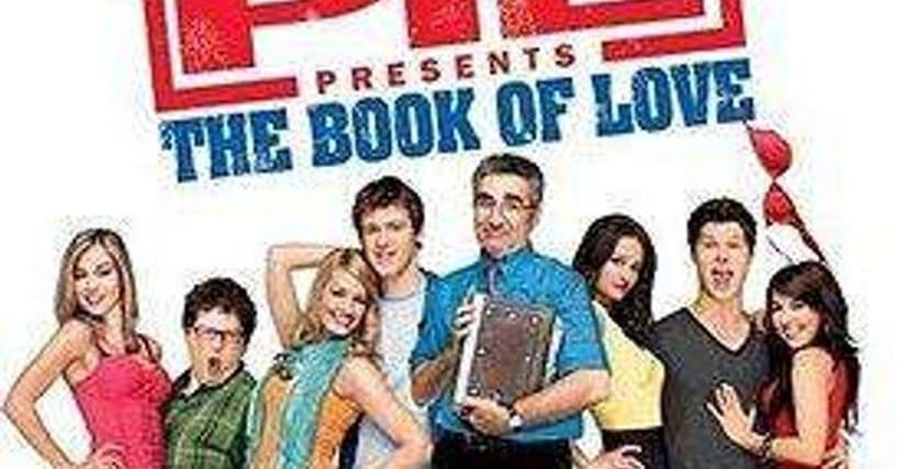 american pie book of love parents guide