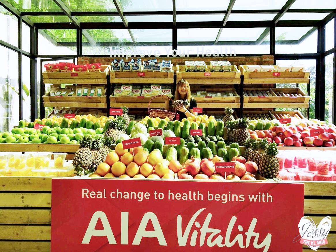 aia vitality points guide malaysia