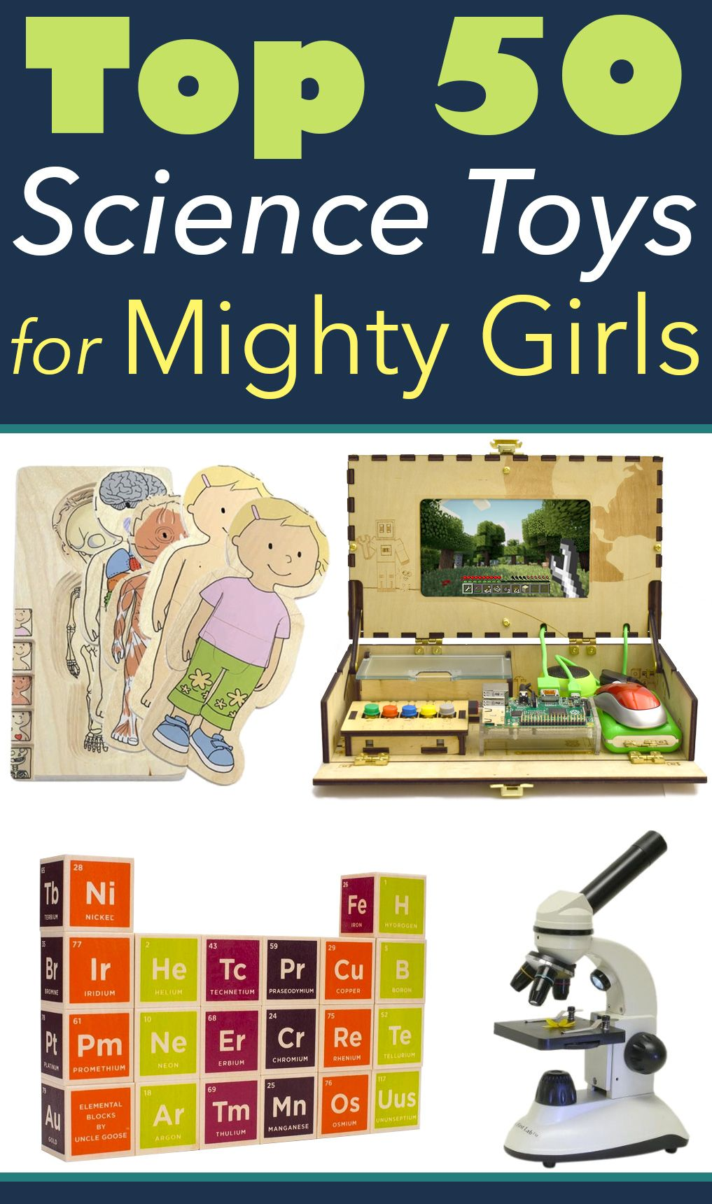mighty girl gift guide 2013