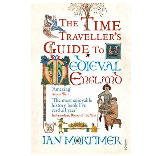 the timetravelers guide to medieval london
