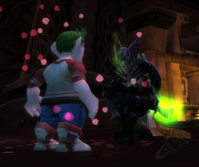 love is in the air achievement guide wotlk