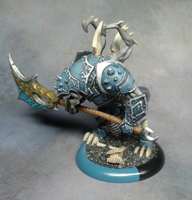 everblight nephilim protector painting guide