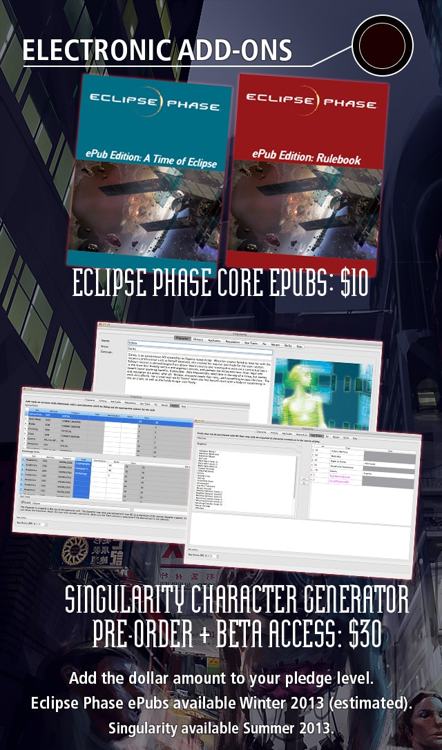 eclipse phase morph recognition guide pdf