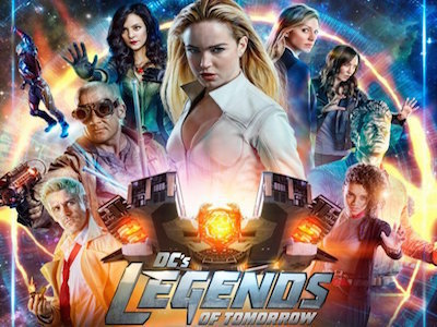 dcs legends of tomorrow tv series episode guide