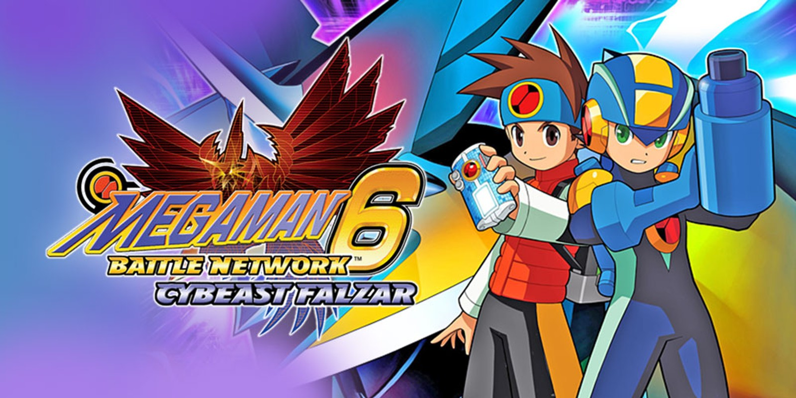 guide megaman battle network 6