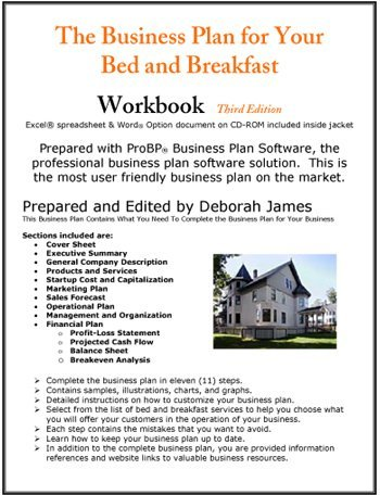 fabjob guide to become a bed and breakfast owner