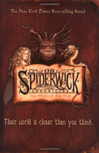 spiderwick chronicles field guide full book
